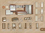 Стол с ящиками №5 Фаворит (Континент) 1210х650х760мм, фото 3