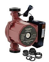 """Циркуляционный насос Aquatica для системы отопления с термодатчиком 65Вт Hmax 4м Qmax 63л/мин Ø1""""+гайки ؾ"""""""