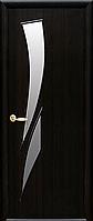 Полотно Камея ПВХ Deluxe от Новый стиль (зол.ольха, каштан, орех premium, ясень)