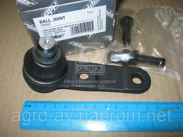 Опора шаровая (RD.993512074) FORD ESCORT 90-99, FIESTA 89-95 передн. (RIDER)