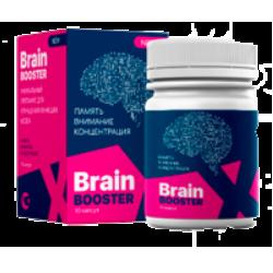 BrainBoosterX (БрэйнБустерХ) - капсулы для улучшения памяти. Цена производителя. Фирменный магазин.