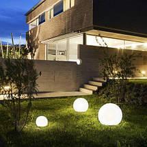 Уличный светильник шар NOWODVORSKI Cumulus 6976 парковый светильник, фото 2