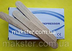 Шпатели деревянные для депиляции(100 шт), фото 2