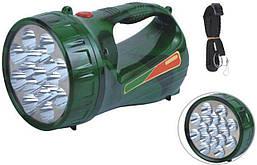 Фонарь переносной светодиодный аккумуляторный  2803