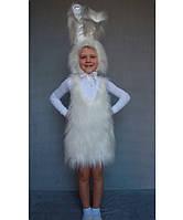 Детский карнавальный костюм  Зайчик №3