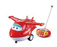 Супер крылья Джетт и его друзья Самолет на радиоуправлении Super Wings