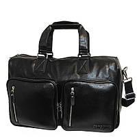 Дорожная сумка-саквояж Samsonite GS1203 большая эко кожа