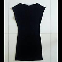 Маленькое чёрное платье (трикотаж,Турция)