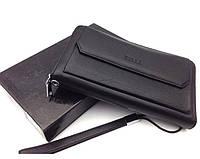 Мужской клатч Zilli (306-2660) leather black