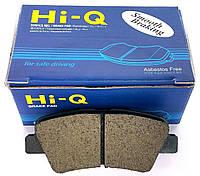 Колодки тормозные задние Hyundai Accent (Solaris) с 2010- Hi-Q (SP1401)