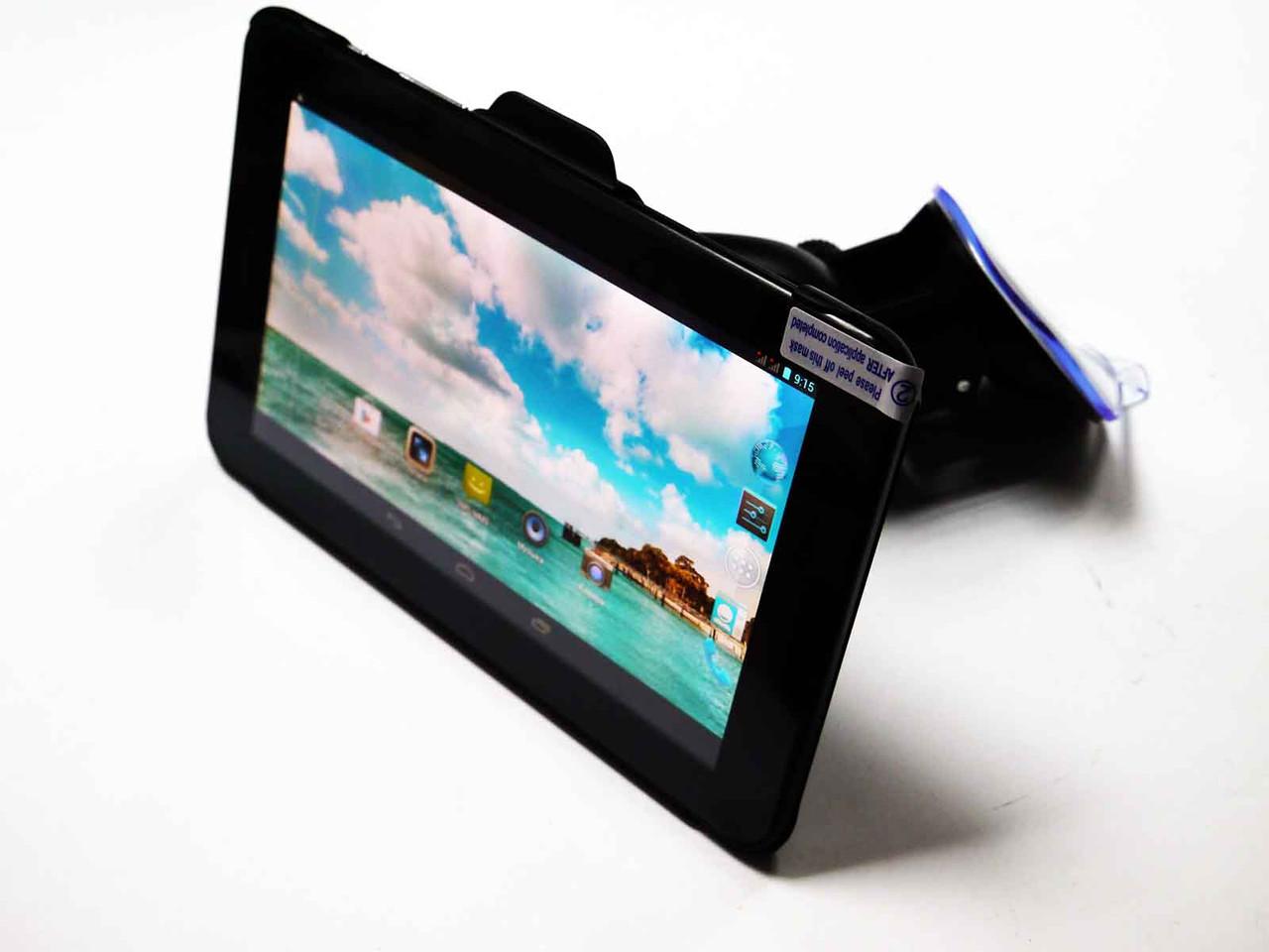 Планшет GPS навигатор Freelander Z10 + IPS + 2Ядра + 2Sim/3G BT + Автокомплект