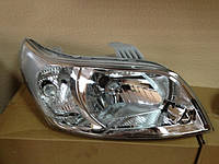 Фара Chevrolet Aveo T255 передняя фара Шевроле Авео Т255