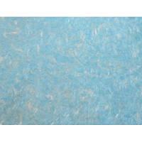 Жидкие обои шелковые Экобарвы Софт 1800 голубые