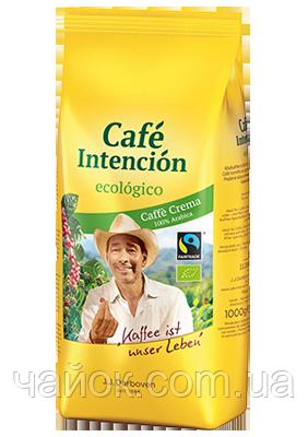 Кофе JJ DARBOVEN Cafe Intencion Ecologico Cafe Crema 1 кг зерно