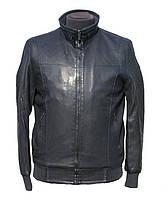 Теплая мужская кожаная куртка BAOF