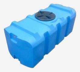 Емкость 500 литров бак, бочка, пищевая прямоугольная, крышка d 35 см SК