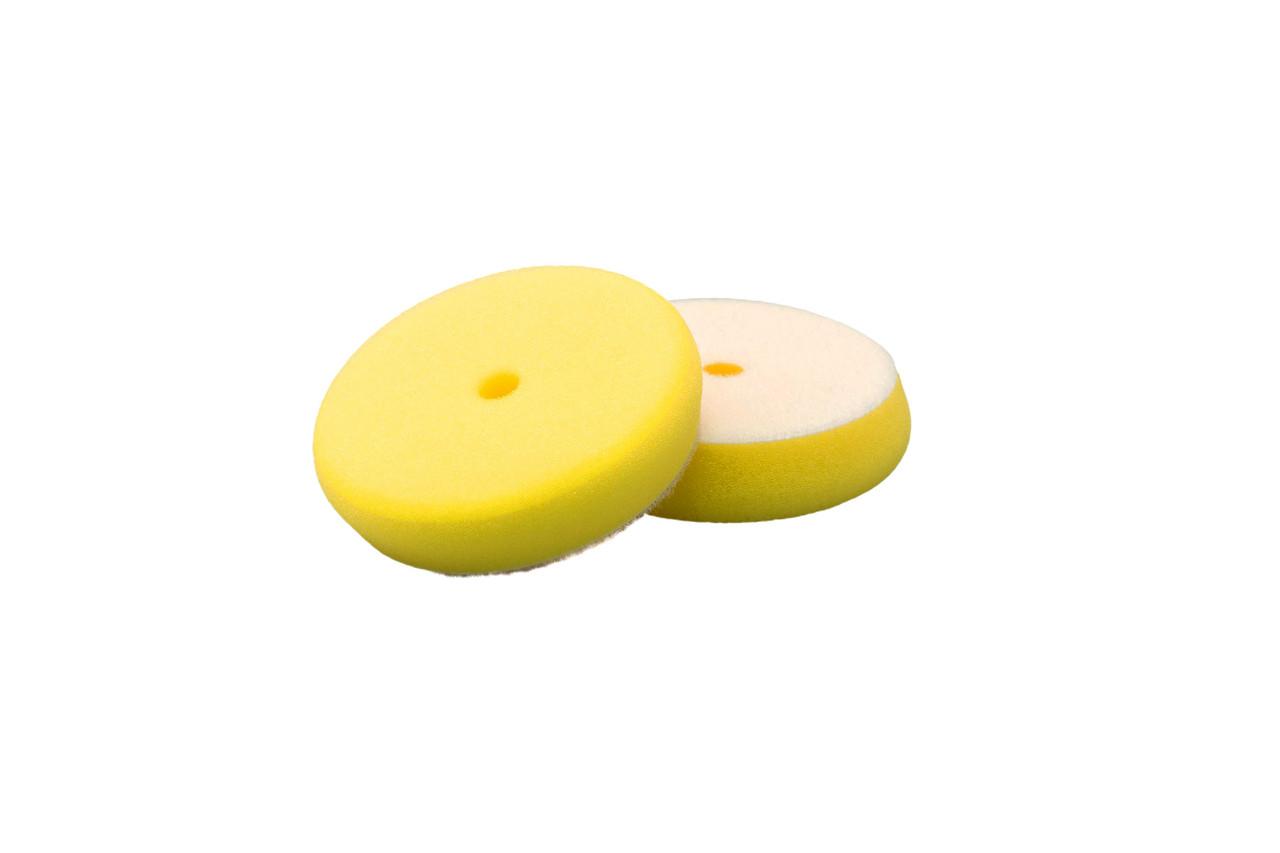 """Полірувальний круг м'який - Flexipads X-SLIM 90 мм (3,5"""") 18 мм. жовтий (XS340)"""