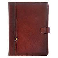 Кожаный ежедневник «Дипломат» А5 формат