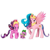 My Little Pony Друзья королевского замка (My Little Pony Forever Friends Figures - Royal Castle), hasbro