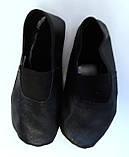 Чешки дитячі Шкіра, розмір 20, чорний 96455(20) Україна, фото 2