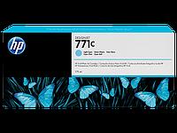 Картридж HP DJ No.771 Lt Cyan Designjet Ink Crtg, 775ml (B6Y12A)