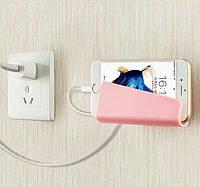 Настенный держатель, подставка для телефона, планшета