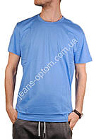 Футболка stuff (s-xxl) голубая