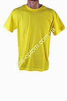 Футболка stuff (s-xxl) жёлтая