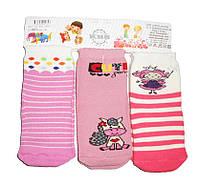 """Шкарпетки махра  №1 """"KBS"""" дівчинка,малюнок"""