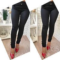 Лосины - брюки женские плотный коттон
