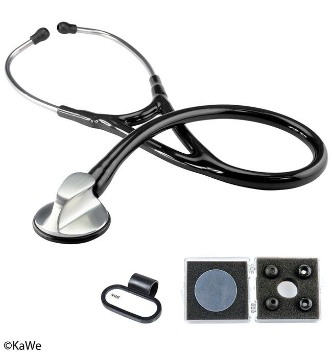 Стетоскоп Топ-Кардиолоджи, чёрный