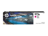 Картридж HP PW No. 973X Magenta(PageWide Pro 477dw) (F6T82AE)
