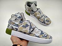 Мужские кроссовки Adidas Tubular Invader Strap Camo