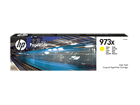 Картридж HP PW No. 973X Yellow (PageWide Pro 477dw) (F6T83AE)
