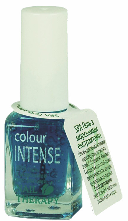 Гель для ногтей COLOUR INTENSE Nail Therapy SPA комплекс для ухода, 13 мл.