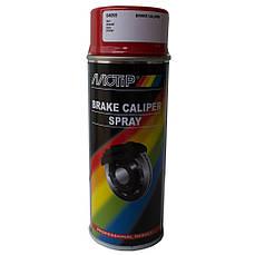Краска для суппортов красная аэрозоль Motip 400мл 04098