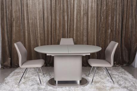 Стол обеденный SEATTLE мокко, фото 2