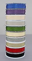 Нить для бисера TYTAN 80, микс из 10 цветов
