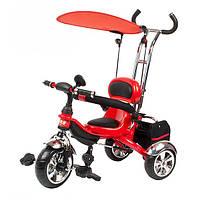 Велосипед детский трехколесный Lexus KR-01 EVA red