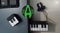 """Флешка """"Пианино"""" 8 ГБ USB Memory Stick"""