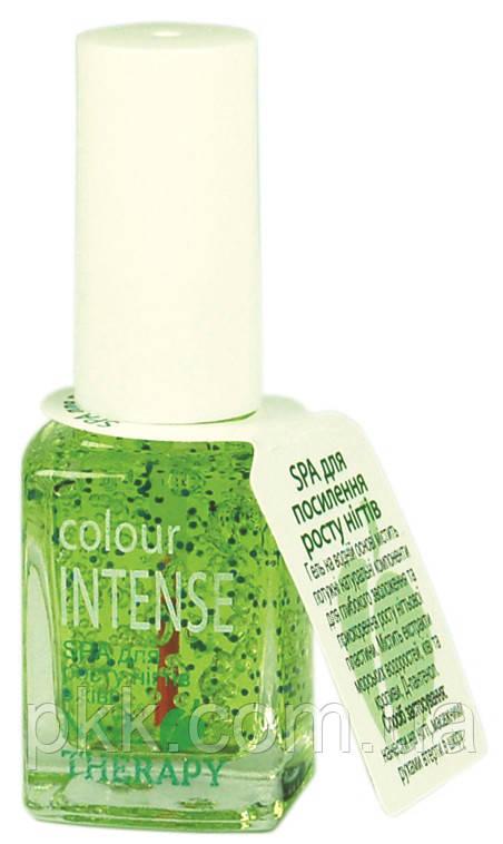 Гель для усиления роста ногтей COLOUR INTENSE Nail Therapy SPA с киви