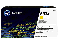 Картридж HP CLJ  653A Yellow (CF322A)