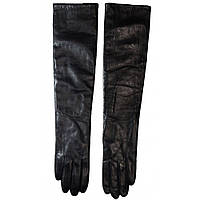 Длинные перчатки женские Image (LB70581016), черные