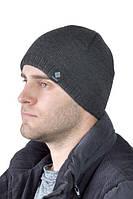 Мужская классическая шапка в разных цветах