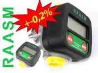 Счетчик - расходомер масла RAASM 1/2 (1-40 л/мин)
