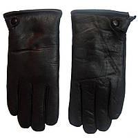 Перчатки кожаные мужские Grace (LB70581112), черные