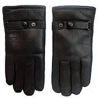 Перчатки кожаные мужские Grace (LB70581113), черные