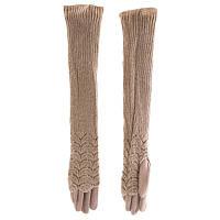 Перчатки женские Moda (LB70581199), бежевые