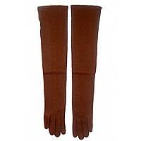 Перчатки женские шерстяные Grace (LB70581179), рыжие