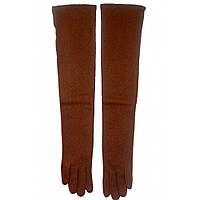 Перчатки женские шерстяные Moda (LB70581181), рыжие